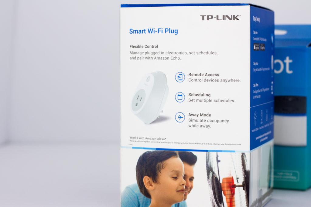 TP Link Smart Plug Box