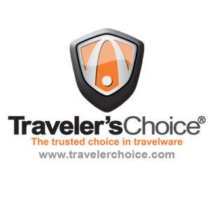 us traveler traveler's choice logo