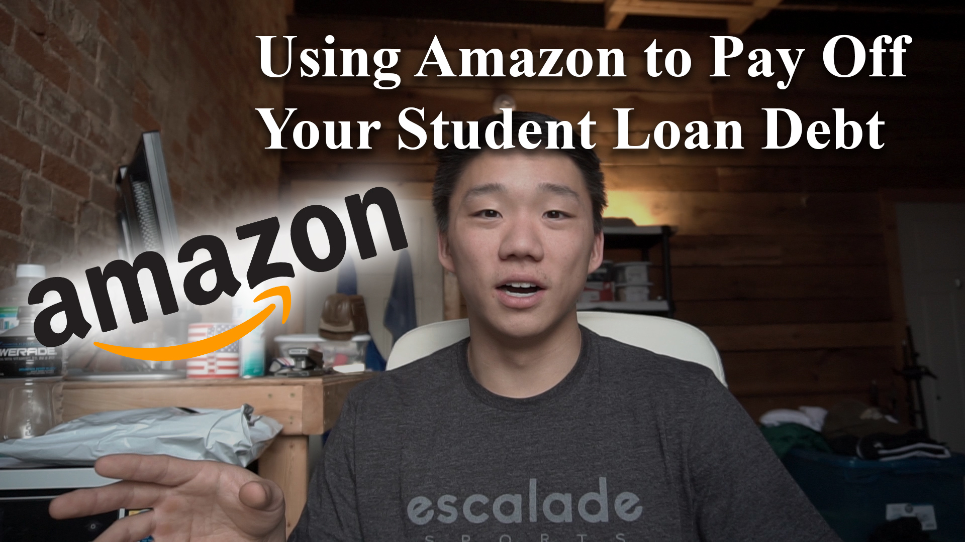 Using Amazon to Pay Off Your Student Loan Debt