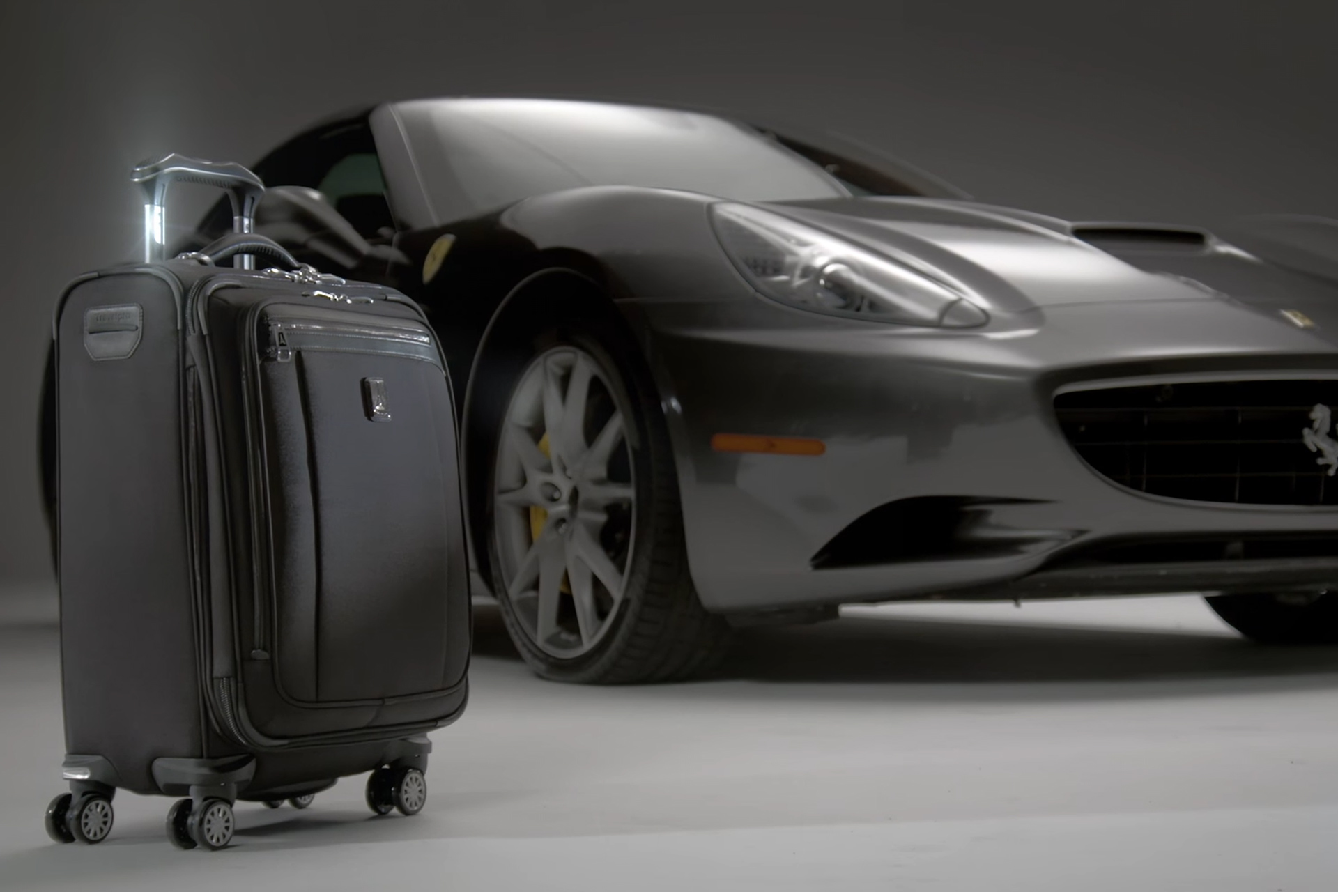 TravelPro Platinum Magna 2 Carry On Suiter Luggage